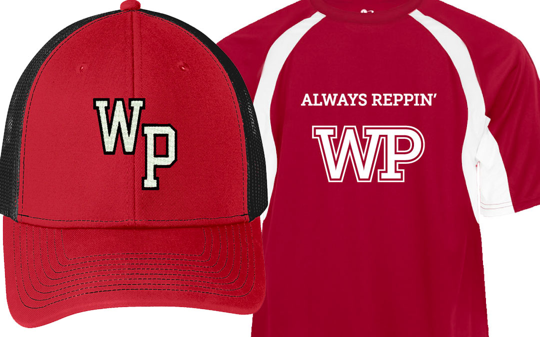 WP Athletics online store
