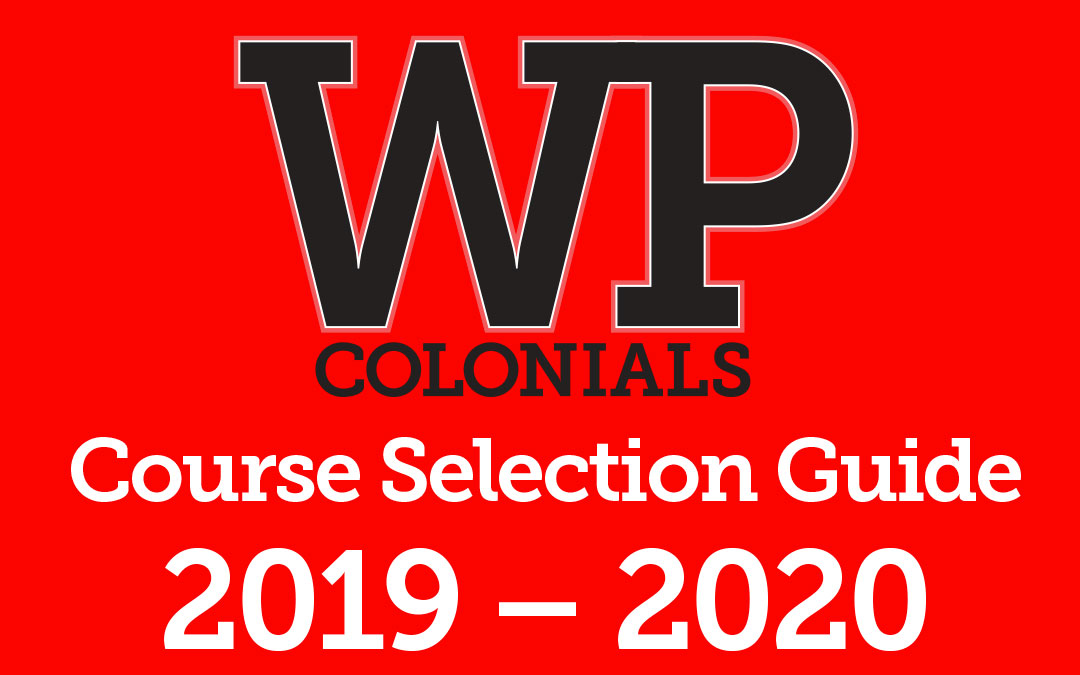 2019-20 Course Selection Guide