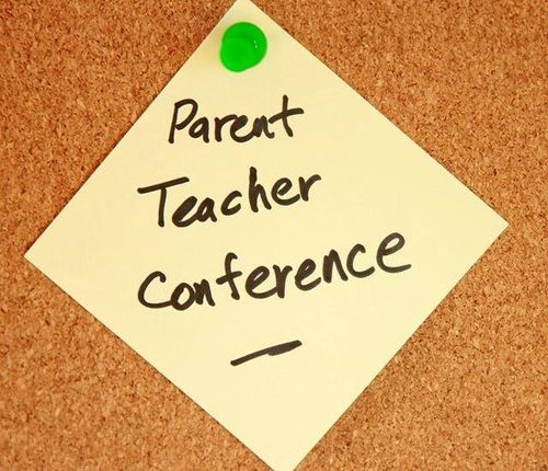 Sign Up for Parent Conferences