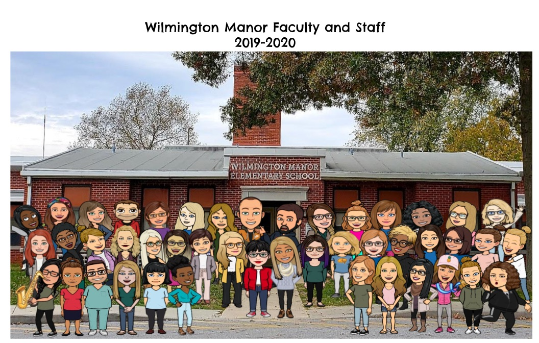 2020 Wilmington Manor Staff