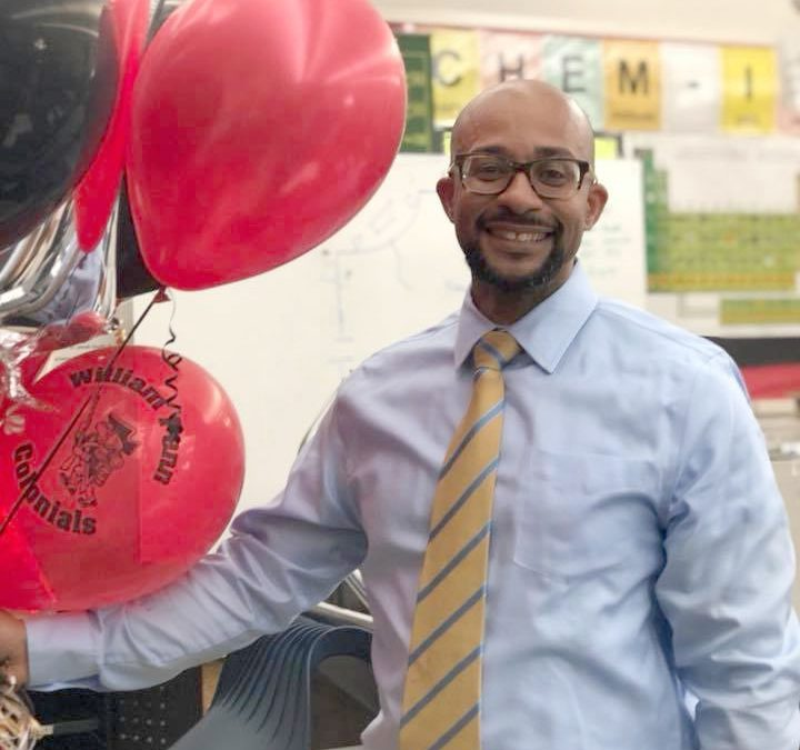 Colonial Names 2019 District Teacher of the Year