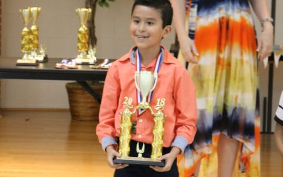 Wilbur Elementary ESL Awards