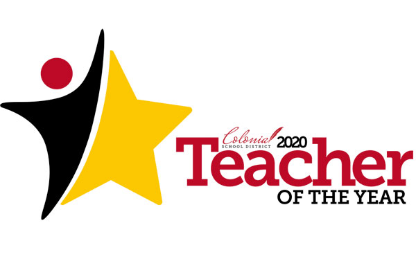 2019-20 Colonial Teacher of the Year Candidates Announced