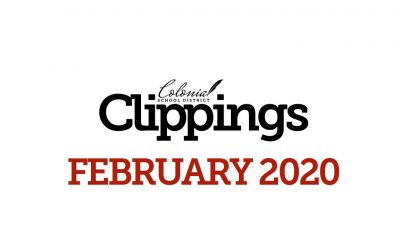Colonial Clippings – February 2020