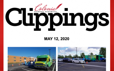 Colonial Clippings – May 12, 2020