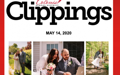 Colonial Clippings: May 14th, 2020