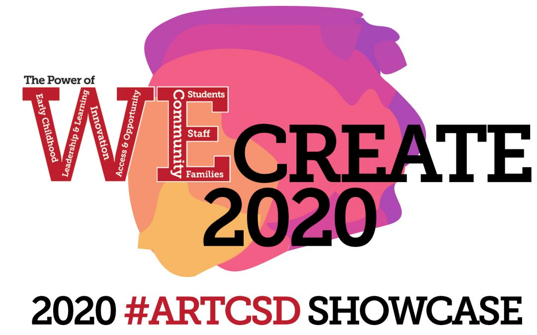 2020 ARTCSD Virtual Art Showcase
