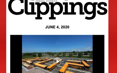 Colonial Clippings: June 4th