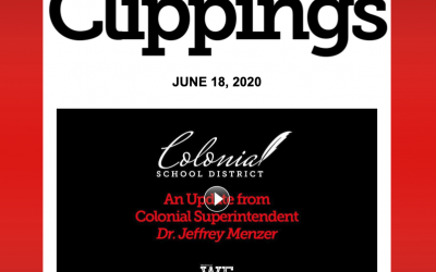 Colonial Clippings: June 18